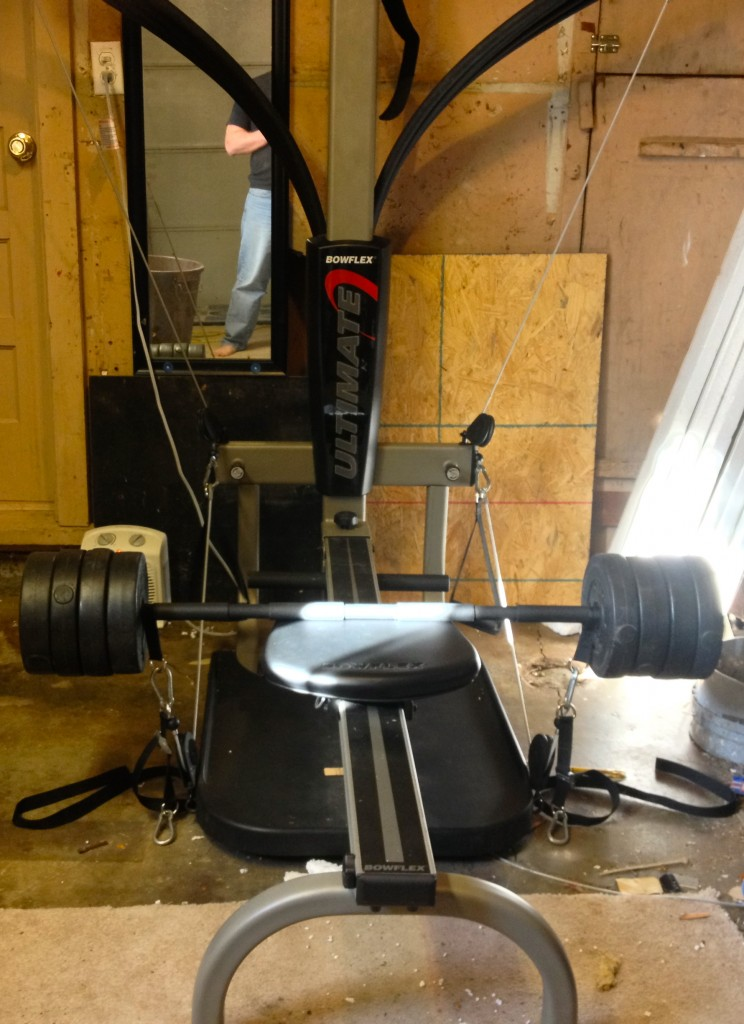 My Heath and Fitness Plans (including successes!), and How to Add Extra Weight to a Bowflex 2