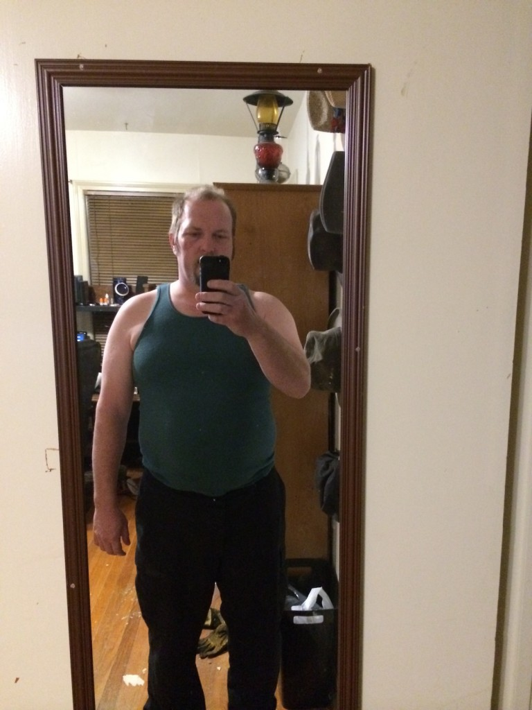 Workout Week 1: Front Photo