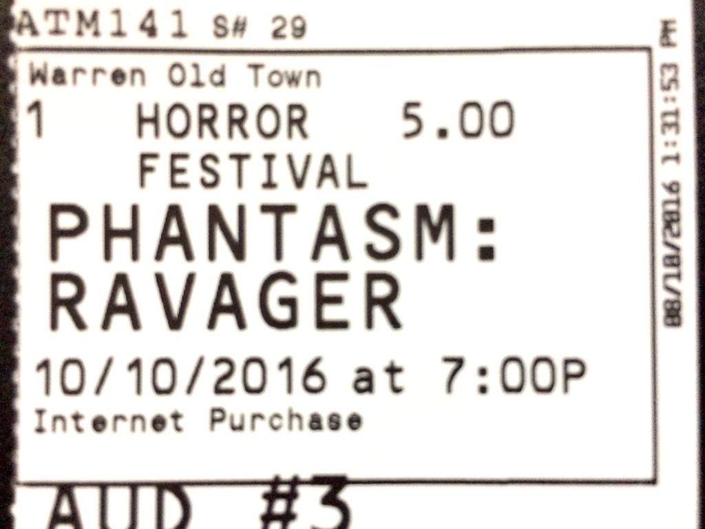 Phantasm: Ravager